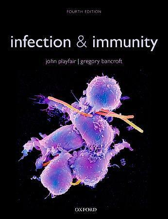 Portada del libro 9780199609505 Infection and Immunity