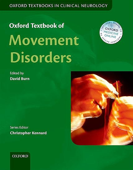 Portada del libro 9780199609536 Oxford Textbook of Movement Disorders