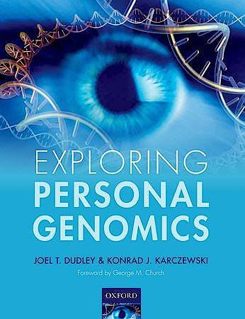 Portada del libro 9780199644490 Exploring Personal Genomics (Softcover)