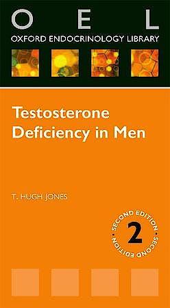 Portada del libro 9780199651672 Testosterone Deficiency in Men