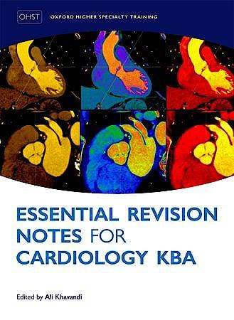 Portada del libro 9780199654901 Essential Revision Notes for Cardiology Kba
