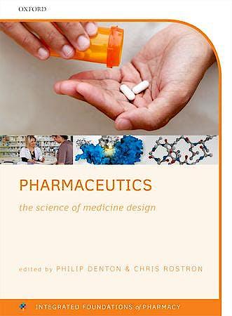 Portada del libro 9780199655311 Pharmaceutics. the Science of Medicine Design