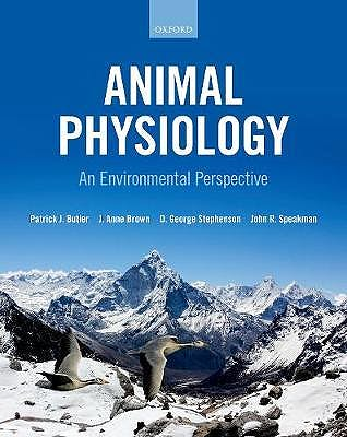 Portada del libro 9780199655458 Animal Physiology. An Environmental Perspective