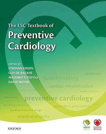 Portada del libro 9780199656653 The Esc Textbook of Preventive Cardiology