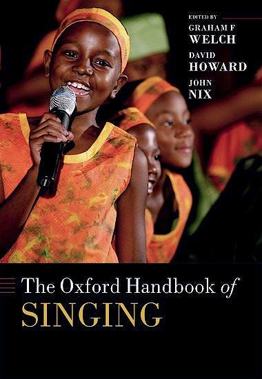 Portada del libro 9780199660773 The Oxford Handbook of Singing