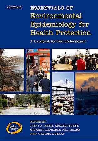Portada del libro 9780199663415 Essentials of Environmental Epidemiology for Health Protection: A Handbook for Field Professionals