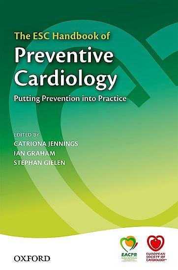 Portada del libro 9780199674039 The Esc Handbook of Preventive Cardiology. Putting Prevention into Practice