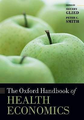 Portada del libro 9780199675401 The Oxford Handbook of Health Economics