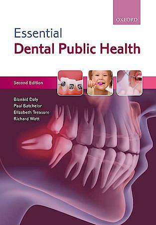 Portada del libro 9780199679379 Essential Dental Public Health