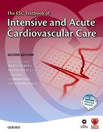 Portada del libro 9780199687039 The ESC Textbook of Intensive and Acute Cardiovascular Care