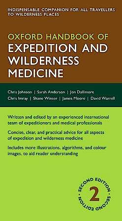 Portada del libro 9780199688418 Oxford Handbook of Expedition and Wilderness Medicine