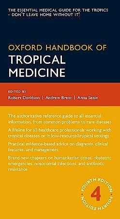 Portada del libro 9780199692569 Oxford Handbook of Tropical Medicine
