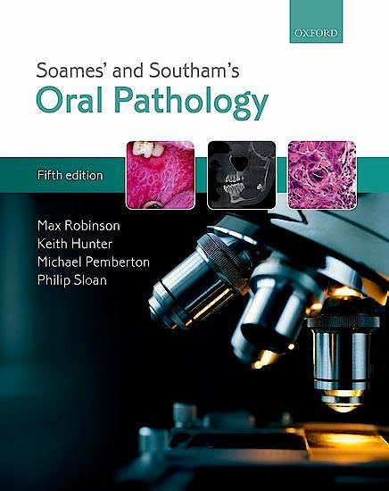 Portada del libro 9780199697786 Soames' and Southam's Oral Pathology
