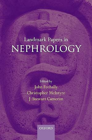 Portada del libro 9780199699254 Landmark Papers in Nephrology