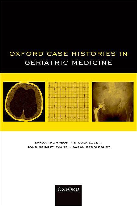 Portada del libro 9780199699261 Oxford Case Histories in Geriatric Medicine