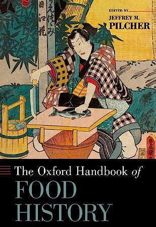 Portada del libro 9780199729937 The Oxford Handbook of Food History