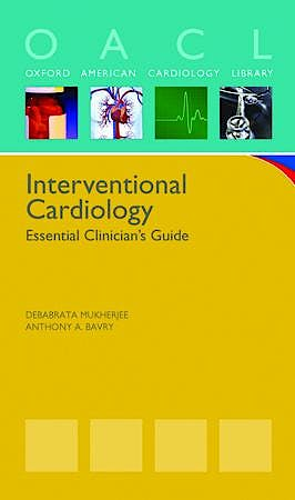 Portada del libro 9780199732609 Interventional Cardiology. Essential Clinician's Guide (Oxford American Cardiology Library)