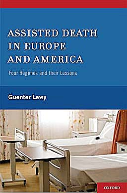Portada del libro 9780199746415 Assisted Death in Europe and America. Four Regimes and Their Lessons