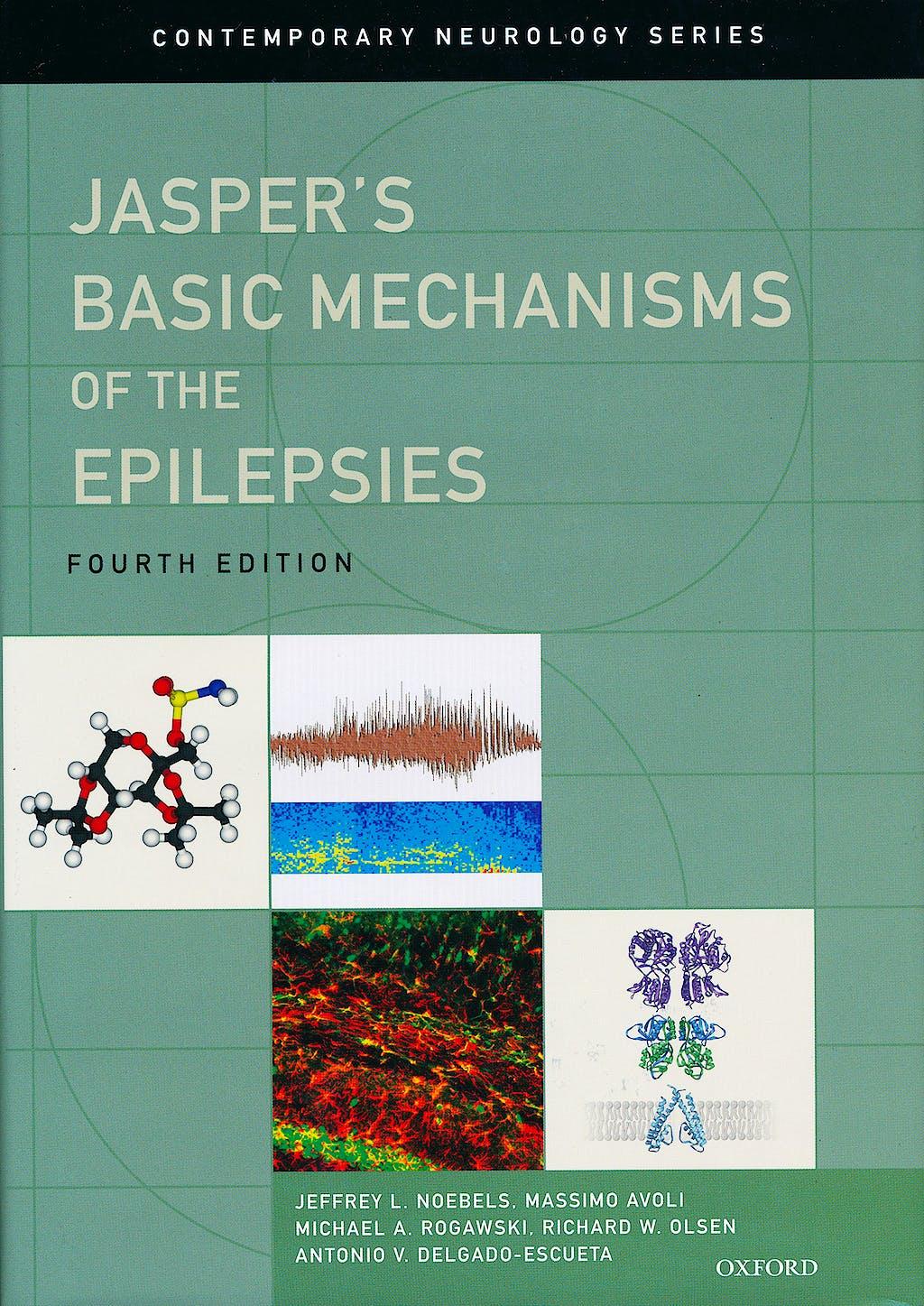 Portada del libro 9780199746545 Jaspers's Basic Mechanisms of the Epilepsies