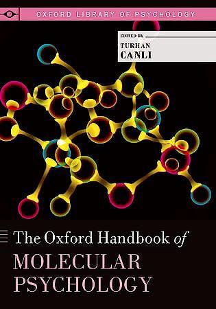 Portada del libro 9780199753888 The Oxford Handbook of Molecular Psychology