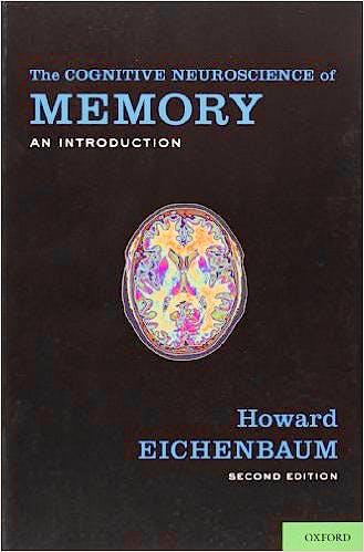 Portada del libro 9780199778614 The Cognitive Neuroscience of Memory: An Introduction