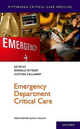 Portada del libro 9780199779123 Emergency Department Critical Care