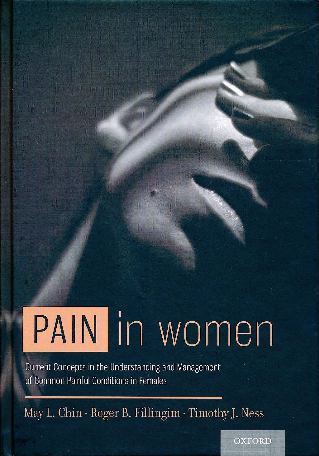Portada del libro 9780199796410 Pain in Women