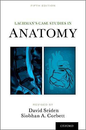 Portada del libro 9780199846085 Lachman's Case Studies in Anatomy