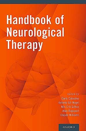 Portada del libro 9780199862924 Handbook of Neurological Therapy