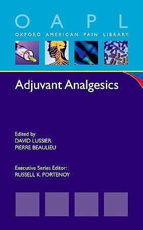 Portada del libro 9780199891818 Adjuvant Analgesics