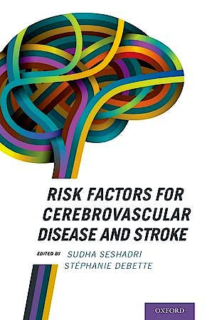Portada del libro 9780199895847 Risk Factors for Cerebrovascular Disease and Stroke