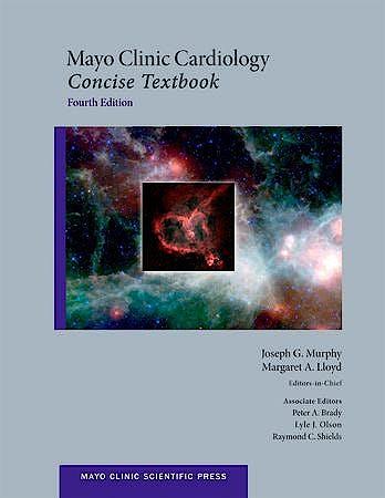 Portada del libro 9780199915712 Mayo Clinic Cardiology. Concise Textbook
