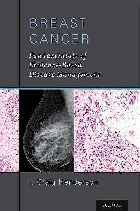 Portada del libro 9780199919987 Breast Cancer. Fundamentals of Evidence-Based Disease Management