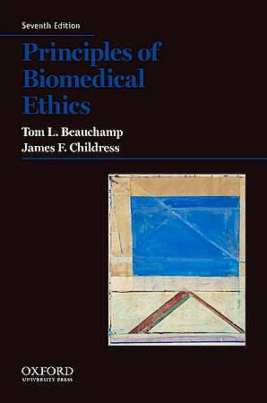 Portada del libro 9780199924585 Principles of Biomedical Ethics