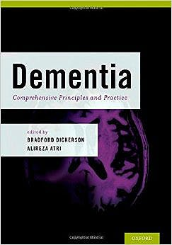 Portada del libro 9780199928453 Dementia. Comprehensive Principles and Practices
