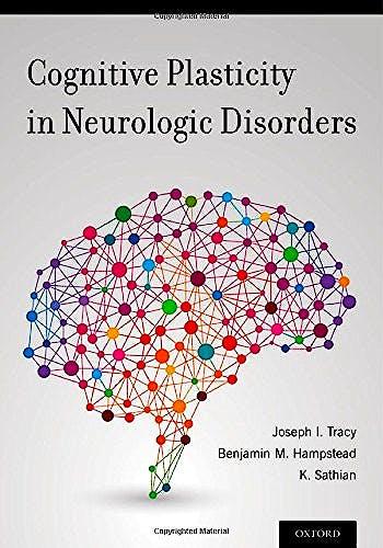 Portada del libro 9780199965243 Cognitive Plasticity in Neurologic Disorders