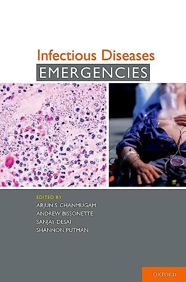 Portada del libro 9780199976805 Infectious Diseases Emergencies
