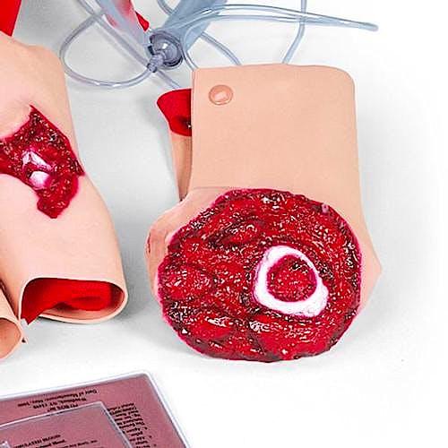 Equipo de Simulación de Lesiones