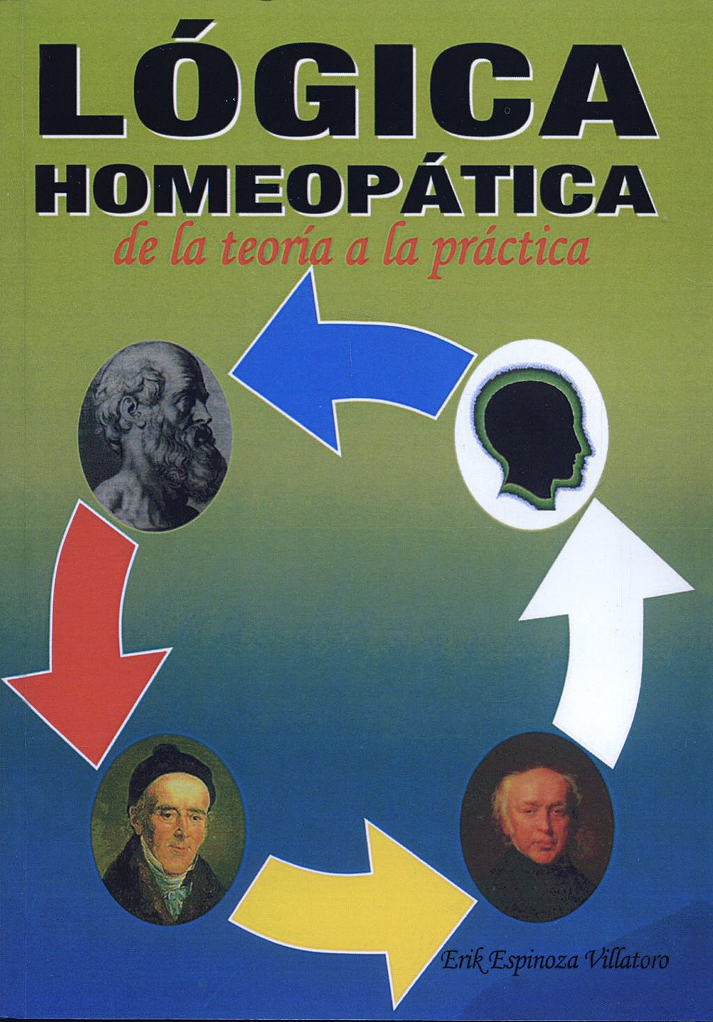 Portada del libro 9780240514642 Logica Homeopatica de la Teoria a la Practica