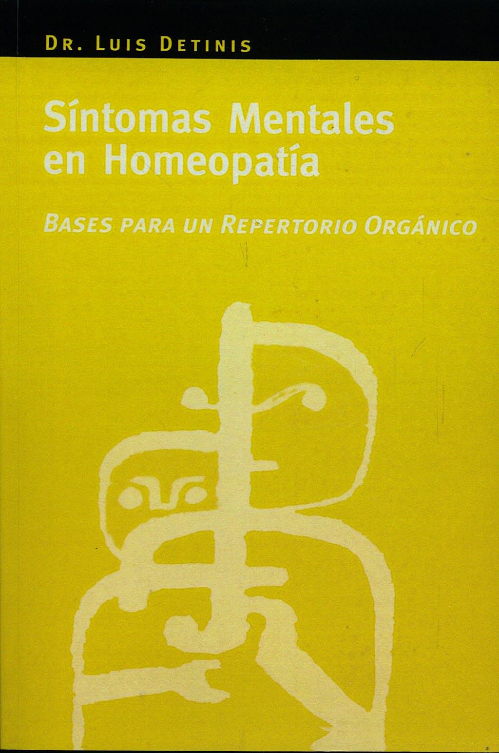 Portada del libro 9780240519470 Sintomas Mentales en Homeopatia