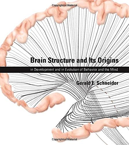 Portada del libro 9780262026734 Brain Structure and Its Origins: In Development and in Evolution of Behavior and the Mind