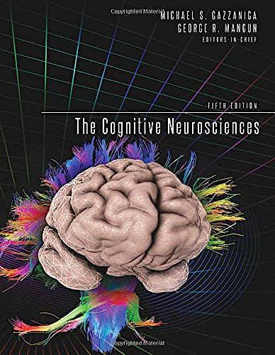 Portada del libro 9780262027779 The Cognitive Neurosciences
