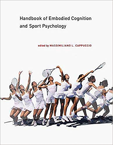 Portada del libro 9780262038508 Handbook of Embodied Cognition and Sport Psychology