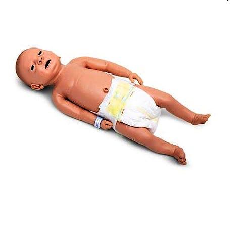 Modelo para Cuidados del Bebe (Masculino)