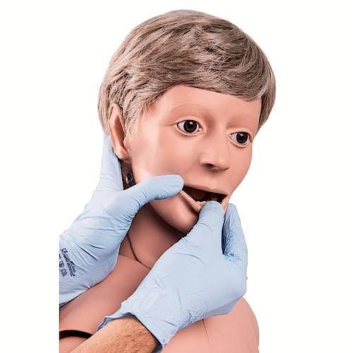 Simulador para Cuidado del Paciente, Versión Estandar (sin Órganos Internos)