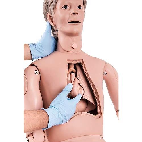 Simulador para Cuidado del Paciente