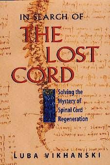 Portada del libro 9780309074377 In Search of the Lost Cord