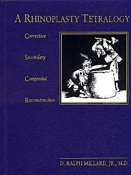 Portada del libro 9780316571562 A Rhinoplasty Tetralogy