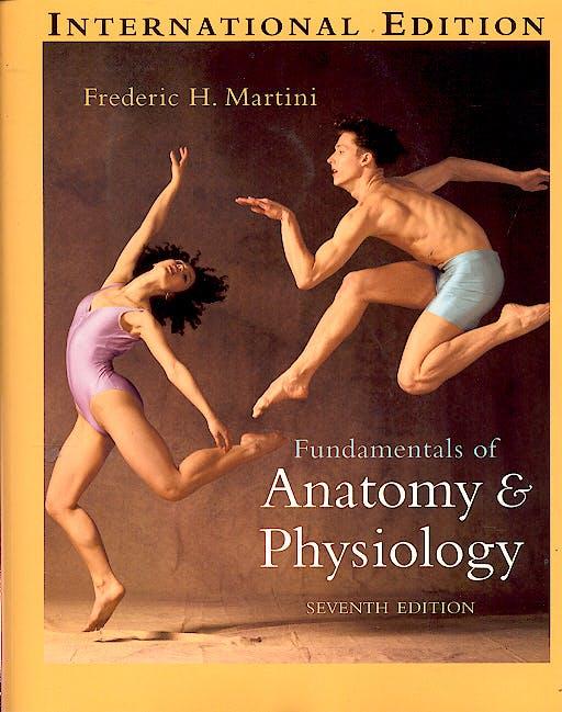 Portada del libro 9780321311979 Fundamentals of Anatomy and Physiology