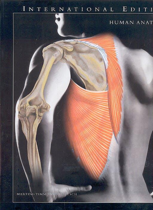 Portada del libro 9780321312044 Human Anatomy. International Edition